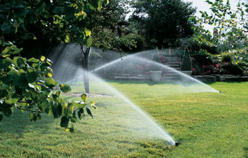 Rain Bird-driven Encinitas sprinkler system makes efficient use of water